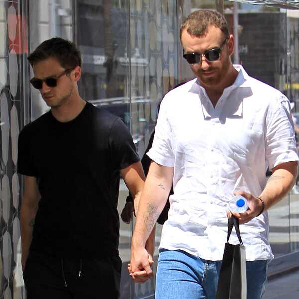 Sam Smith, Brandon Flynn